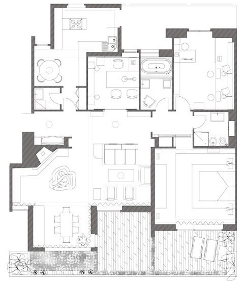 Architettura e urbanistica michelato - Progetto casa roma ...