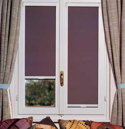 Oscuranti for Tende x finestre a vetro