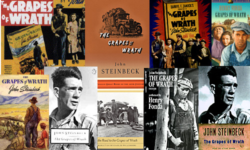 a plot review of the epic story the grapes of wrath The author dedicated the grapes of wrath to tom collins ohl tells the story of one of the little-known pohle published a summary article addressing.
