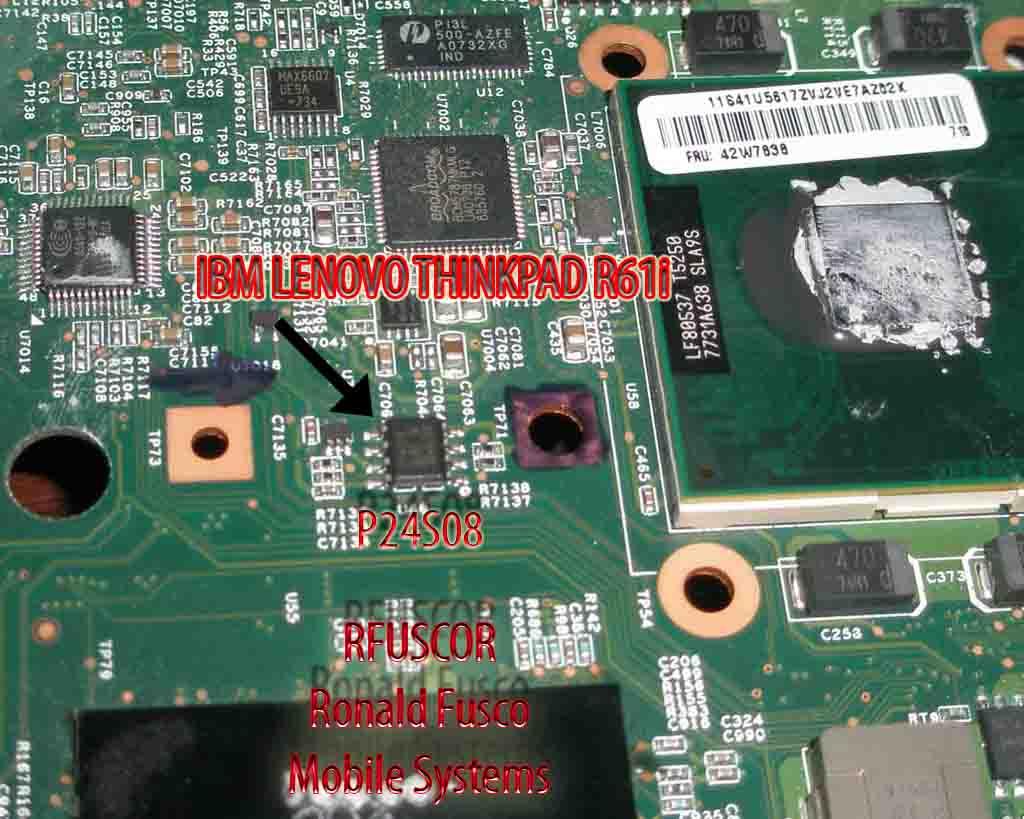 Service Forum View Topic Ibm Lenovo Thinkpad R61i