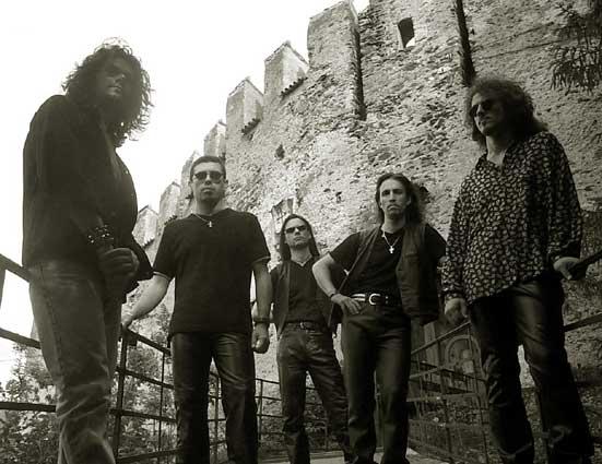 Skanners - Heavy Metal Band - Bozen