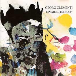 Georg Clementi  - Cover von Ein Meer im Kopf