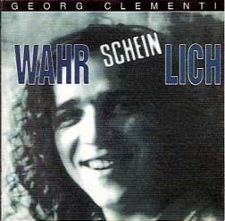 Georg Clementi - Wahrscheinlich - Cover