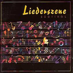 Cover Liederszene Südtirol 5  1992