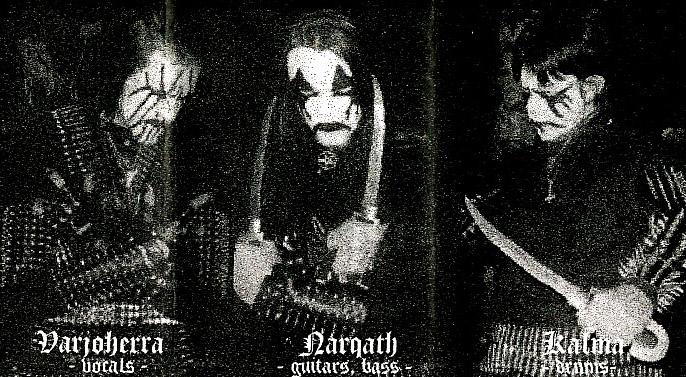 Finnish black metal bands