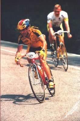 Aldo alla Mi-Sanremo 2000