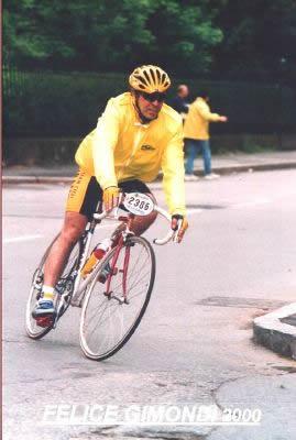 Michele alla 'Gimondi' 2000