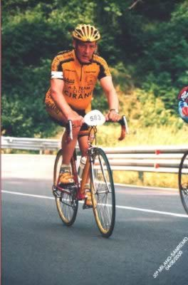 Paolo alla Mi-Sanremo 2000