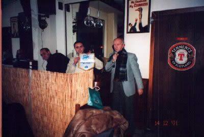 Premiazione anno sociale 2001