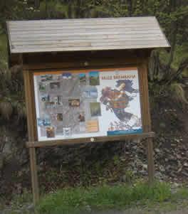 cartina segnaletica
