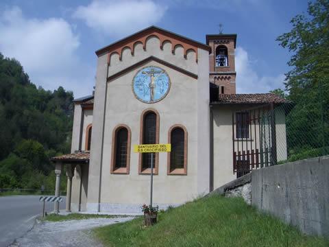 santuario del ss.Crocifisso