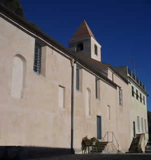 Il santuario di Nostra Signora delle Grazie del 14° secolo