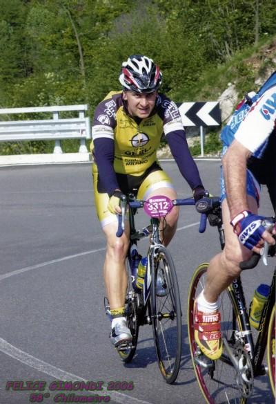Maggio 2006: alla 'Gimondi'