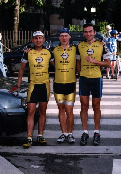 Jorge, Maxi, Patrizio