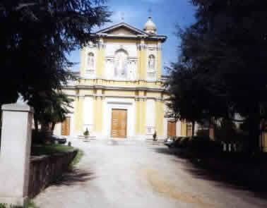 Galgiana(Casatenovo): la chiesa