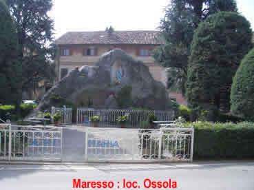 Ossola (Maresso).