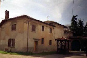 Cascina Porrinetti tra Casatenovo e Correzzana.