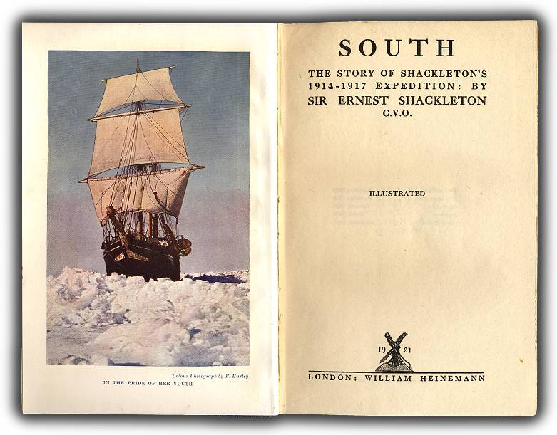 Hiring an outstanding team – leadership lessons from Ernest Shackleton