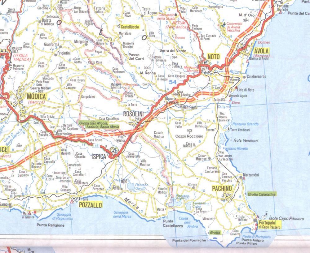 Aeroporti In Sicilia Cartina.Come Arrivare