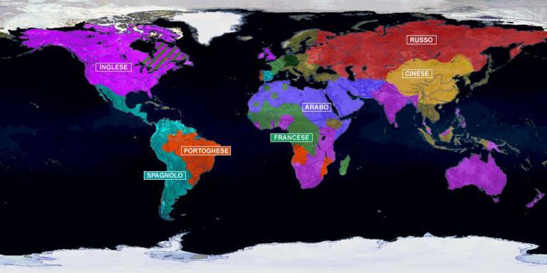 Cartina Tematica Spagna.Programma Di Geografia