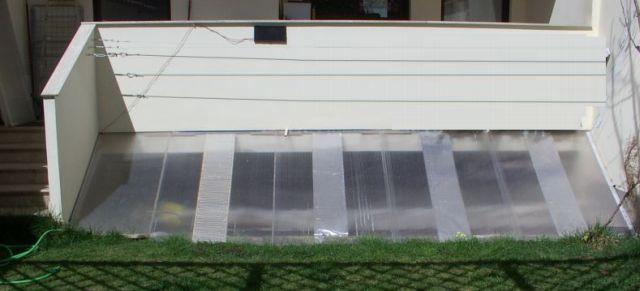Pannello Solare Aria Ho : Pannello solare ad aria