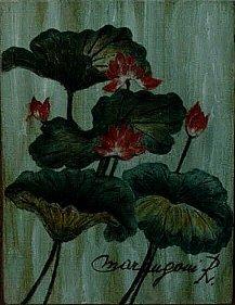 Marangoni roberto fiori acquatici for Fiori acquatici