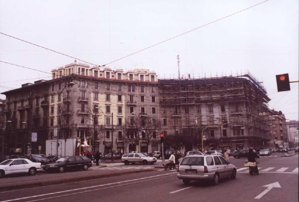 notizie della zona 3 di milano, notizie di milano, eventi ... - Gazebo Unico Progetta Impresa Stecca Balaustra