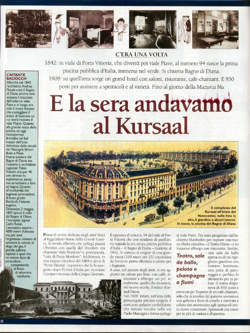 Milano sparita page 105 skyscrapercity - Il bagno di diana klossowski ...