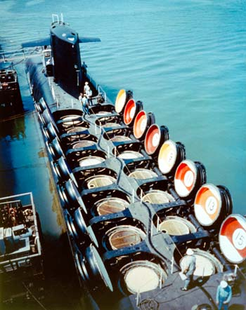 Sottomarini usa - immagini spettacolari , le piu belle