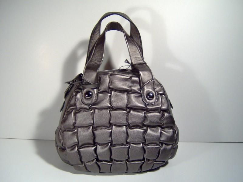 Cromia silver handbags