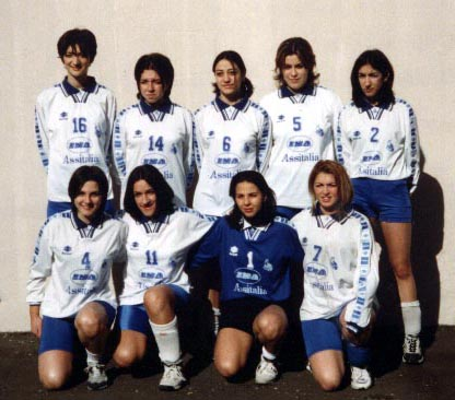 Campionato under 18 1999 for Planimetrie da 2000 piedi quadrati
