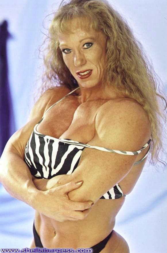 Sheila Burgess