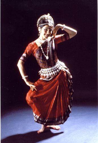 La danse Indienne Odissi