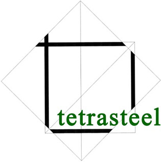 Strutture metalliche in acciaio tetrasteel for Strutture metalliche dwg