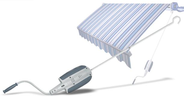 Schema Elettrico Per Tende Da Sole : Asta elettrica per tende da sole pannelli termoisolanti