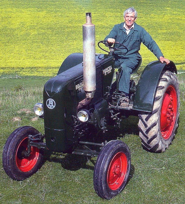 Bolinder-Munktell macchinari agricoli e da cantiere Bolinder-Munktell%20BM10%201950