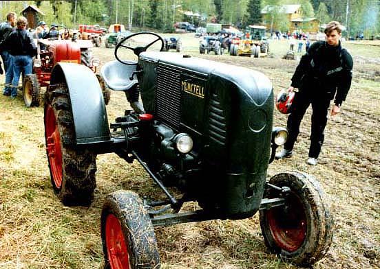 Bolinder-Munktell macchinari agricoli e da cantiere Bolinder-Munktell%20BM10%201952