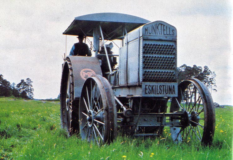 Bolinder-Munktell macchinari agricoli e da cantiere Munktells%201913