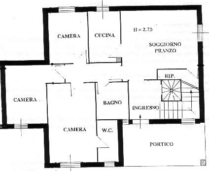 Agenzia immobiliare trebbi 075 perugia 599 for Nuove case a un piano