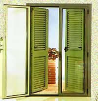 Tre l serramenti finestre - Finestra a tre aperture ...