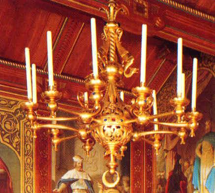 Lampadari for Lampadari sala