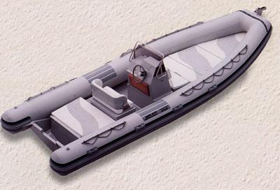 Vancharter - jokerboat coaster 650