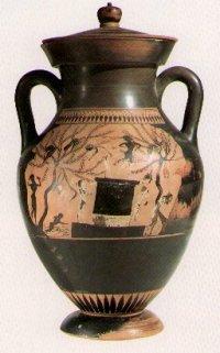 La lavorazione della ceramica - Donne al bagno pubblico ...