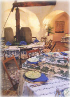 Montano - Sala ristorante