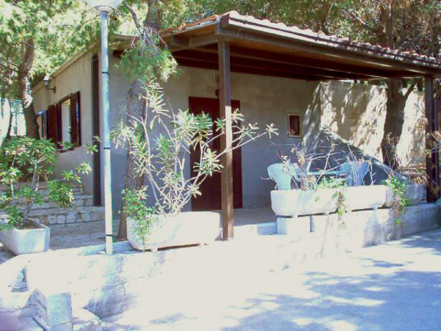 Puglia gargano vieste vacanze villa carla affitti per la for Disegni ponte veranda