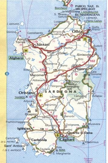Cartina Sardegna Jerzu.Vr Finanza Sardegna Il Sogno La Vacanza Il Relax Il Mare Il Golf La Vela
