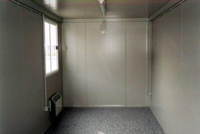Box Ufficio Alluminio Usato : Monoblocchi prefabbricati box container noleggio e vendita