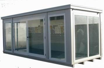 Monoblocchi prefabbricati; box container noleggio e vendita