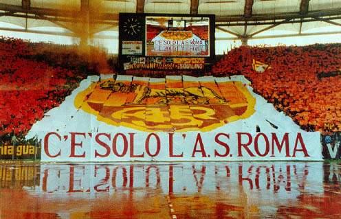 L'AS Roma et son histoire Curva_Sud_II